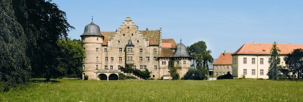 Ebern Schloss Eyrichshofx